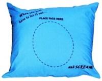 Screaming-Pillow-Blue